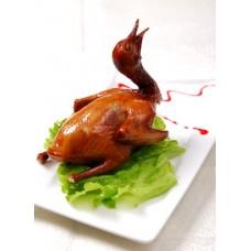 紅燒鹵水鴿