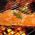 錫紙燒冰鮮挪威三文魚柳 (有皮)